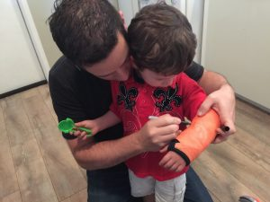 physical injuries don't necessarily mean parenting fails